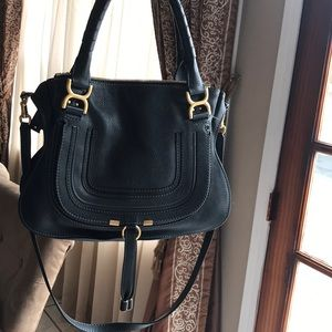 Black Chloe bag